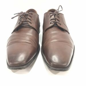 Broletto Shoes - Broletto Italy MrDavid Leather Derby Shoes